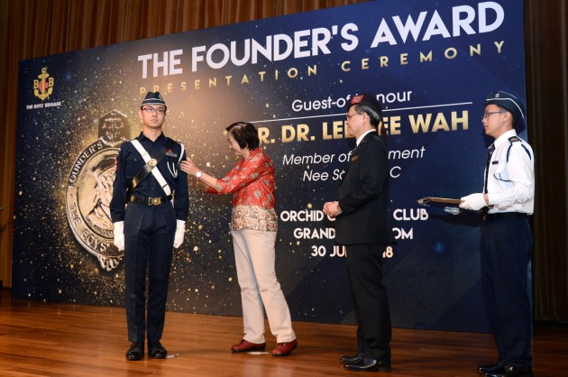 Founder's Award Presentation Ceremony