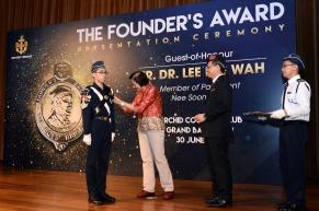 Founder's Award Presentation Ceremony
